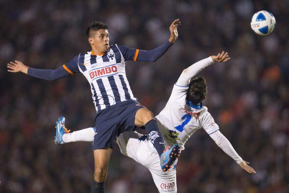 Monterrey no tenía reacción con línea de cinco, y tras llevarse el abuch...