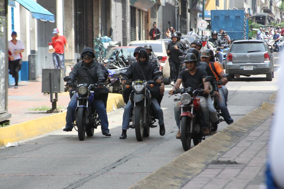 Colectivos Chavistas Venezuela