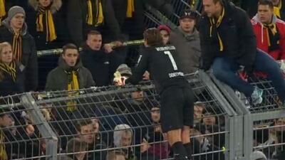 Borussia Dortmund es último lugar de la Bundesliga
