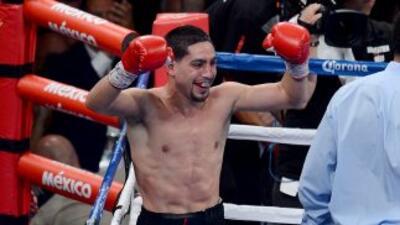 Danny García contra Mauricio Herrera en Puerto Rico.