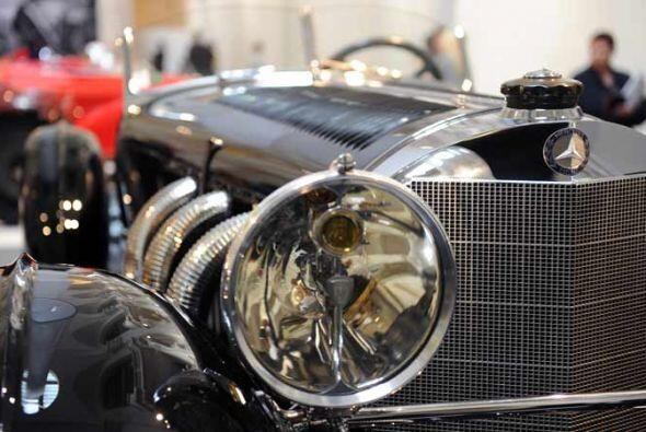 Mercedes-Benz SSK Comte Trossi 1930.