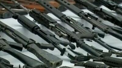 Varias de las armas de 'Rápido y Furioso' terminaron siendo utilizadas e...