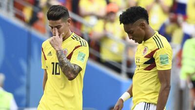 "Luis Omar Tapia: ""Colombia jugó un pésimo partido"""