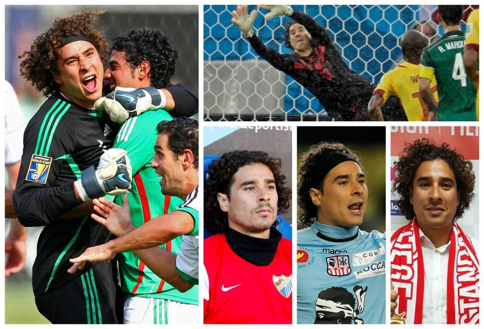 Ochoa debutó con triunfo y portería en cero con el Standard de Lieja Mem...
