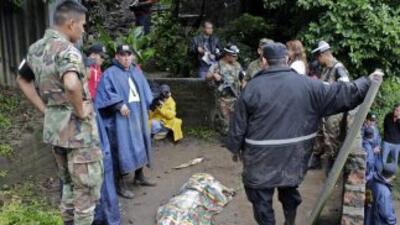 Una estudiante universitaria salvadoreña fue asesinada a golpes por la m...