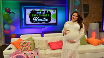 Sorprenden a Gredmarie con tremendo baby shower