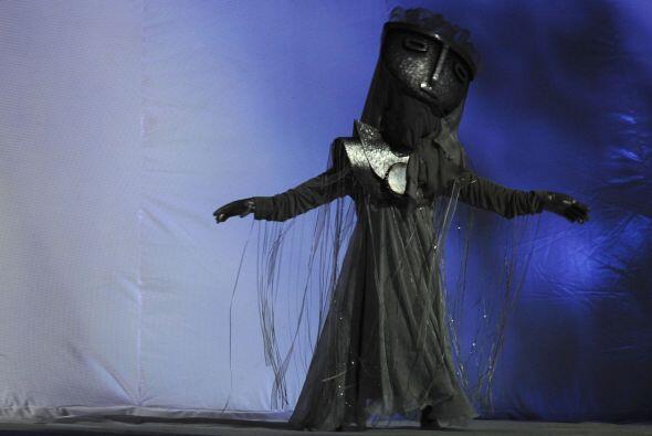 todo el folklore de la cultura argentina, presente en la inauguración de...