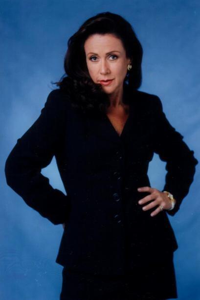 Laura Zapata tiene una gran trayectoria en las telenovelas.