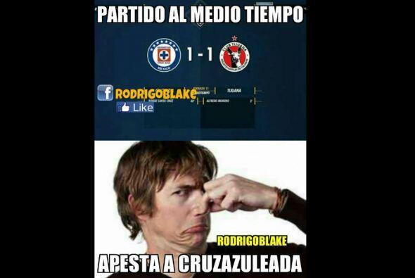 Las redes sociales no perdonaron al Cruz Azul con todo y que ganó...