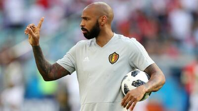 Thierry Henry muy cerca de llegar al Mónaco