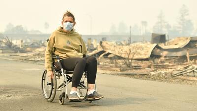Por qué son tan peligrosas las partículas pm 2.5 que esparcen los incendios de California