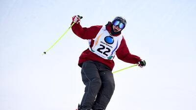 Un mexicoamericano sueña con darle una medalla a nuestro país en Pyeongchang