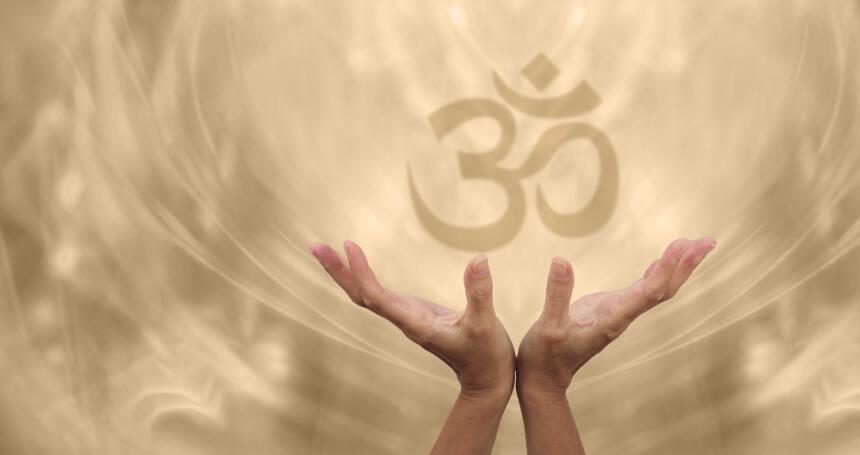 om - mantra meditación