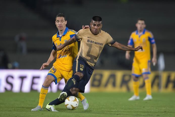 Lo mejor y lo peor del Apetura 2015 entre Pumas y Tigres.