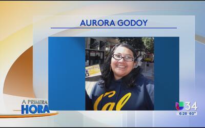 Aurora Godoy recibirá título de forma póstuma