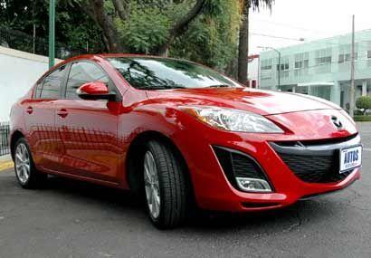Mazda renovó su modelo de entrada a la marca para el modelo 2010.