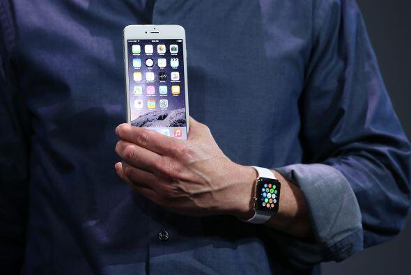El Watch será compatible con los iPhone 6, 6 Plus, 5, 5C y 5S.