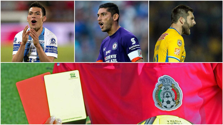 La belleza de las porristas en los cuartos de final en la Copa MX 1.jpg