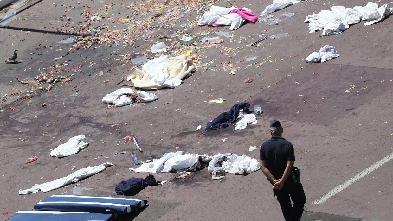 El ataque dejó 84 muertos y 52 heridos graves, tras el arrollamie...