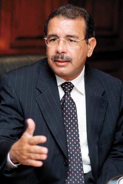 En segundo lugar, el mandatario de República Dominicana, Danilo Medina,...