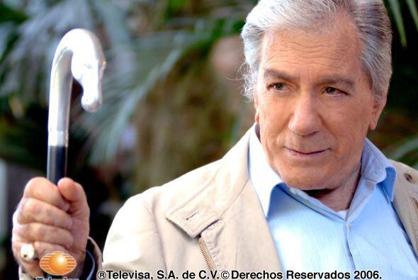 """Sus últimas telenovelas fueron """"Destilando Amor"""" y """"Fuego en la Sangre""""."""