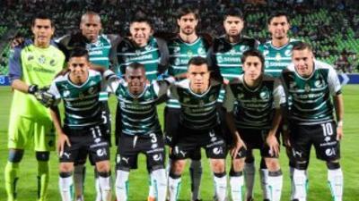 Santos y Deportivo Anzoátegui se ven las caras en la Copa Libertadores.