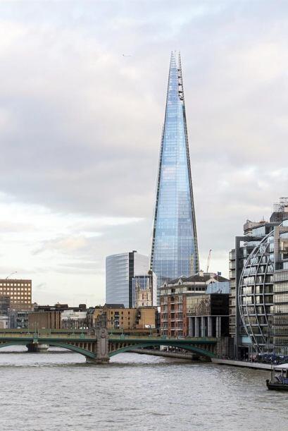 Renzo Piano Building Workshop, el rascacielos más alto de Europa,...