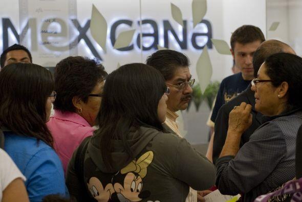 Pero ¿qué necesita el grupo interesado para hacerse dueño de Mexicana? S...