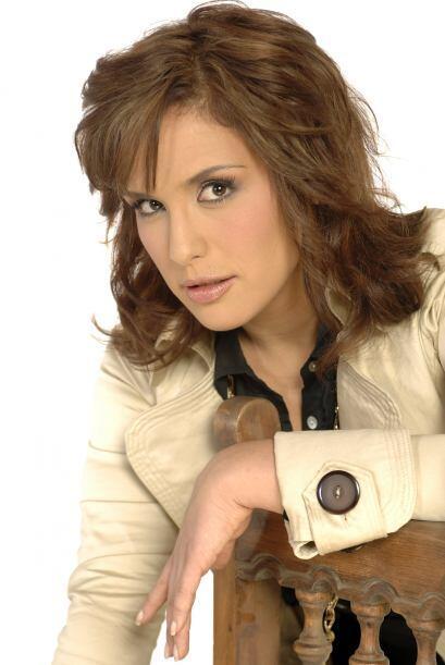 Ahora sí. Esta era la imagen que tuvo Lety al final de la telenovela.