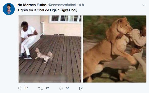 Los memes no perdonaron a Chivas y América por perder sus finales Captur...