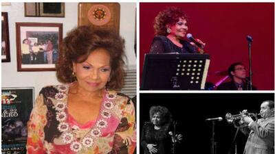 """La afamada cantante conocida como """"La Muñeca de Chocolate"""" falleció el 1..."""