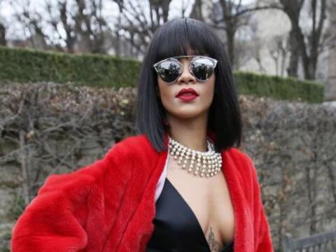 No, no es Andele, esta es Rihanna en uno de los looks que ha inspirado a...