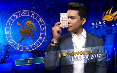Niño Prodigio - Leo 29 de junio 2017