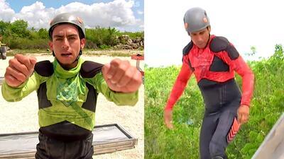 Brandon eliminó a Carlos, el temido 'Verdugo' de Reto 4 Elementos (revive su aguerrido duelo)