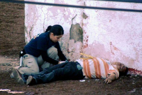 En 2010, en Ciudad Juárez hubo 3,111 muertos a causa del narco. M...