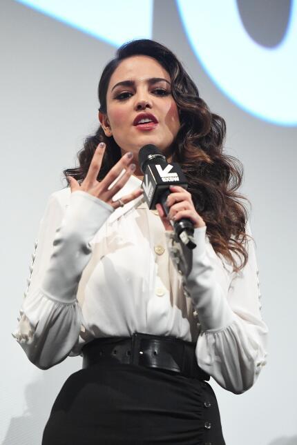 Eiza González en el festival SXSW 2017