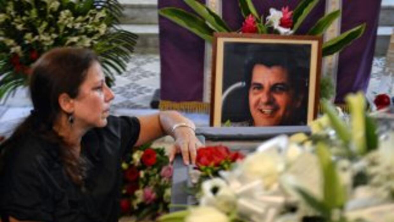 Los funerales del destacado disidente cubano Oswaldo Payá.
