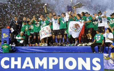 México en busca de su octavo título: 10 cosas que debes saber del Tri en...