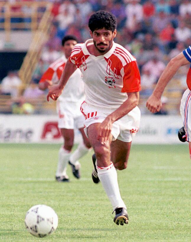10. Adnan Al-Talyani (Emiratos Árabes) - 161 partidos
