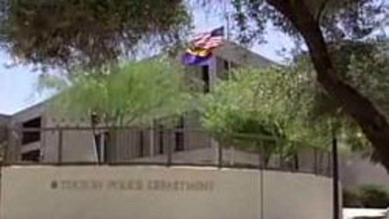 Departamento de Policía de Tucson, AZ.