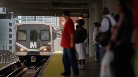 El Metrorail tiene nuevos horarios que pueden afectar a algunos usuarios