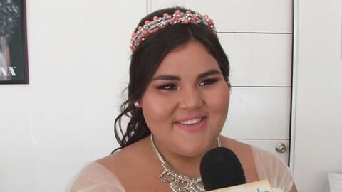 Dayana Camacho, la niña más obesa del mundo, celebró sus 15 años con 200...