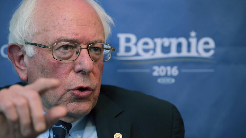 Sanders elige a conveniencia sus datos para probar que se trabaja más po...