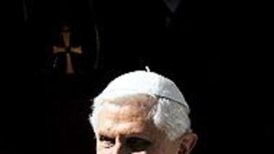 Lanzaron campaña mundial de mensajes SMS en apoyo al Papa Benedicto XVI...