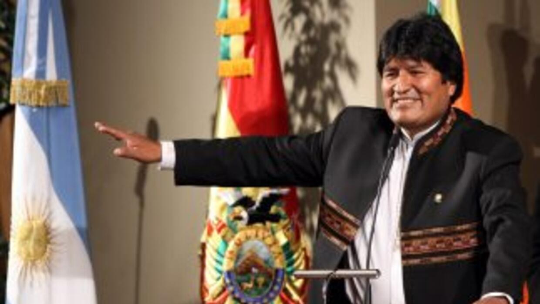 España fue incluida en la protesta boliviana por la actuación de Carnero...
