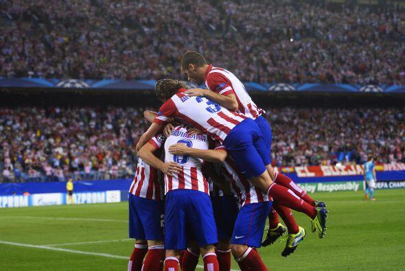 El Atlético de Madrid comenzó su andar hacia la final el 18 de septiembr...