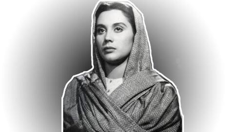 Rita Macedo, diva del cine mexicano.