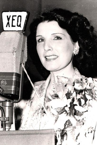 Era una de las actrices con más trayectoria.