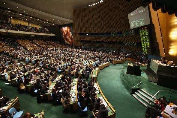 29 de noviembre. La mayoría de estados miembros de la Organización de la...