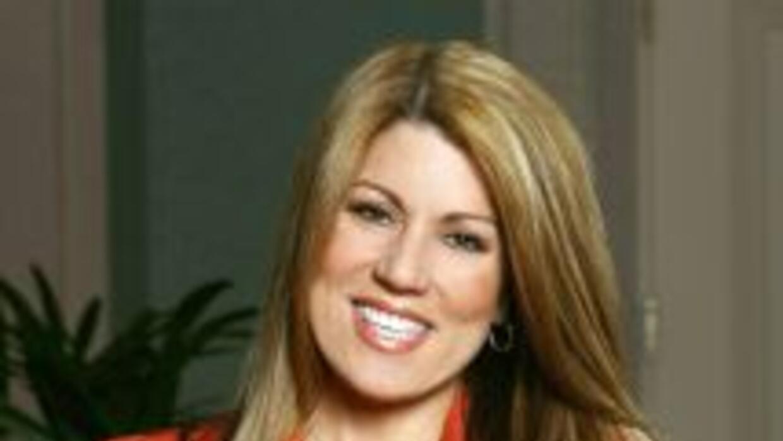 La columnista y conferencista motivacional María Marín es reconocida por...